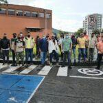 JORNADA DE RECOLECCIÓN DE RESIDUOS ESPECIALES EN TRES SECTORES DE DOSQUEBRADAS
