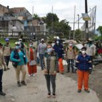 ADMINISTRACIÓN «EMPRESA DE TODOS» RECUPERÓ LA QUEBRADA MONTEBONITO EN EL BARRIO LA OKARINA